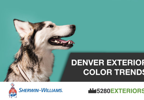 Denver Exterior Color Trends for Your Home